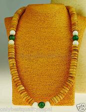 TIBET MALA FROM BUFFALO HORN Bones Best Quality Necklace Buddhism 75