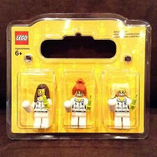Lego 852766 Minifigure 3-Pack female Doctor, Nurse figures #3