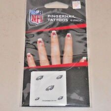 NFL PHILADELPHIA EAGLES 20 TEMPORARY FINGERNAIL TATTOOS FAST FREE SHIPPING