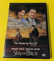 "Simon Birch (DVD, 1999, Widescreen) ""Inspired & Intensely Moving!"""