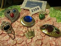 1 Lot Of Brooches-  Pretty Lot  - Pre-Owned -  Danielle's Door