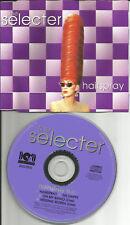 THE SELECTER Hairspray 4TRX w/ 2 RARE LIVE TRX CD single USA seller 1995