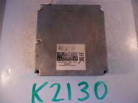 2000 00 TOYOTA TACOMA COMPUTER BRAIN ENGINE CONTROL ECU ECM EBX MODULE K2130