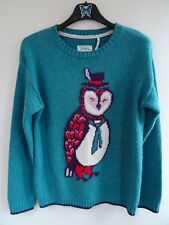 FAT FACE *12-13 yrs*. Owl Jumper - SAME DAY DESPATCH - P&P INC