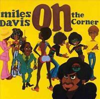LP-MILES DAVIS-ON THE CORNER -LP- NEW VINYL RECORD