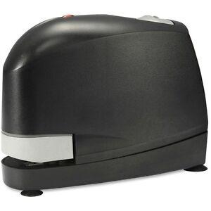 Stanley Bostitch B8 Heavy-Duty Electric Stapler Value Pack, 45 Sheet Cap, Black
