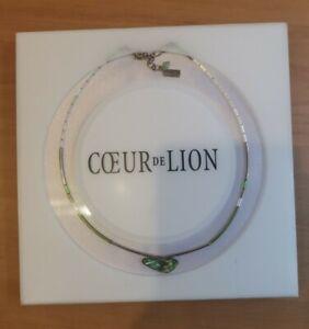 Coeur de lion necklace Bnwt.
