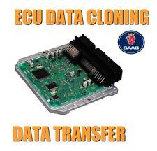 SAAB ECU CLONING SERVICE DATA TRANSFER SERVICE CLONING OLD ECU TO NEW ECU