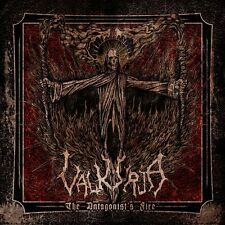 Valkyrja - The Antagonist's Fire CD 2013 black metal Sweden W.T.C. Productions