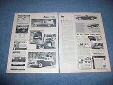 """1956 Dodge Custom Lancer Vintage Station Wagon Build """"Room on the Top"""""""