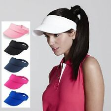 Visor 100% Cotton Hats for Men
