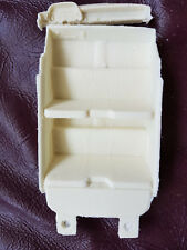 1//25 SCALE RESIN CAST 1971 OR 1972 DODGE DEMON FULL INTERIOR KIT AND FIREWALL