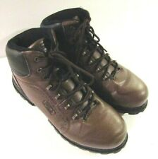 FILA 1SH40104-202 Ravine Mens Brown Hiking  Casual Hight Top Boots  US 9.5 M