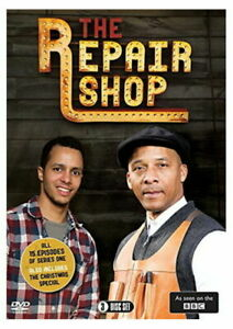 The Repair Shop: Series One and The 2017 Christmas Special (DVD, 2018, 2-Disc...