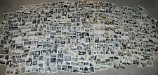 Large Lot 1940's-50's' Snapshot Photos 600  images Kids Clothing Fashions WWII
