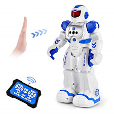 Cradream RC Robots for Kids Toy, Programmable Remote Control Robot Intelligent &