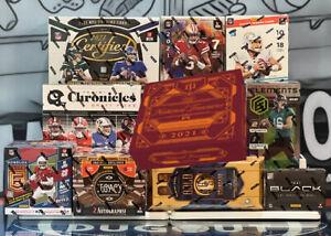 ARIZONA CARDINALS 2021 Football 10 Box Case Break Mixer NT Treasures-Black