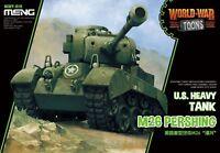 Meng - M26 Pershing U.S.Schwere Panzer Weltkrieg Toon #Wwt-010