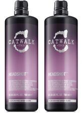 Catwalk by TIGI Headshot Reconstructive Intense Conditioner 2X 750ml Bottles