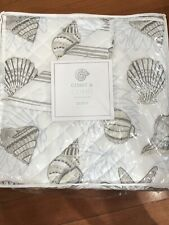 Coast And Como Queen Quilt 5 Piece Set 2 Shams, 2 Decorative Pillow Beach House