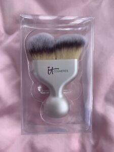 IT Cosmetics Heavenly Luxe Hello Cheekbones Contour Brush NEW IN BOX