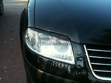 VW Passat B5.5 01-05 eyebrows headlight spoiler lightbrows eye lids brows covers