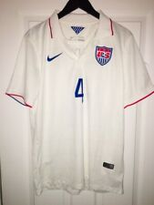 Michael Bradley Nike Team USA Jersey Authentic Large 2014
