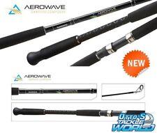 Shimano Aerowave Graphite Composite Spinning Rod (1202 Wood Butt Med/Heavy)  BRA