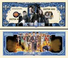 OUR DOCTOR WHO DOLLAR BILL