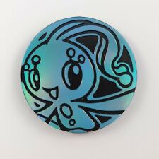 Manaphy Pokemon Flipping COIN Collector Blue & Black TCG PLAY - NEW