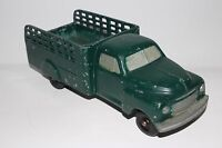 National Products, 1950's Pot Metal Promo Studebaker Stake Truck, Original