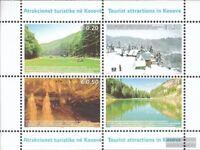 Kosovo (UN-verwaltung) Block3 (kompl.Ausg.) postfrisch 2006 Tourismus