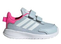 Scarpe bambina Adidas FY9200 sneaker infant sportive ginnastica tennis strappo