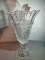 "Godinger, 24% Lead Shannon Crystal, Tiera made in Slovakia ~16""T x 9"" W x 5.5"" B"