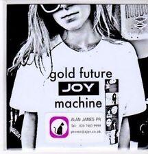 (BQ769) Gold Future Joy Machine, My Dopers Cadenza - DJ CD