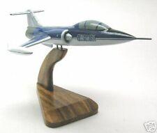 F-104 Starfighter F104 Airplane Desktop Wood Model FREE SHIPPING Regular