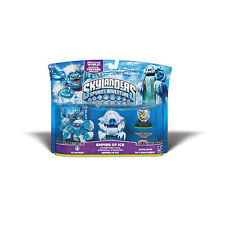 NIP Skylanders Spyro's Adventure Pack - Empire of Ice & Dragons Peak