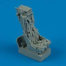 Quickboost BAE Lightning ejection seat with safety belts Schleudersitz 1:48 kit