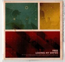 (EH910) Fred, Leaving My Empire - 2012 DJ CD