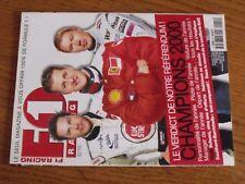$$$ Revue F1 Racing N°22 SchumacherHakkinenProstCoulthardSoufflerie BAR