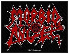 MORBID ANGEL - Logo Aufnäher Patch 10x6cm