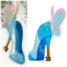 Walt Disney World Parks, Blue Fairy Shoe Ornament(s). Retired. New w/ tags.