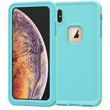 XR waterproof For iphone XS MAX case XR dust-proof screen protection Shock hood