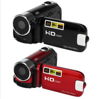 "Full HD 1080P 2.7"" LCD Digital Video Camera Camcorder DV 16X Zoom US"