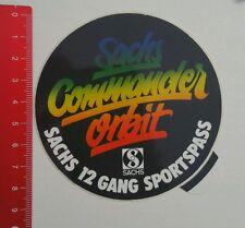 ADESIVI/Sticker: Sachs Commander Orbit (19061686)