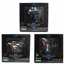 [StarCraft 2] Kotobukiya (marine hydralisk Zealot) 3set Bottle Cap collect figure