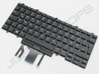 Nuevo Original Dell Latitude 14 5000 E5470 Alemán Teclado Tastatur / JPX1