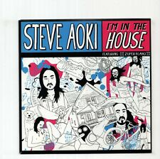 (JA617) Steve Aoki, I'm In The House - 2009 DJ CD