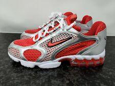 Nike Air Zoom Komrij jaula Rojo Plata 2 [CJ1288-600] Talla 9 Nuevo