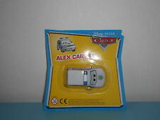 17.7.16.5 Voiture plastique CARS alex carvill Disney PIXAR 5.5cm
